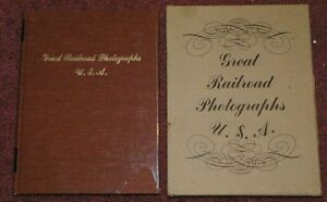 1964-Great-Railroad-Photographs-Clegg-Beebe-698-Signed