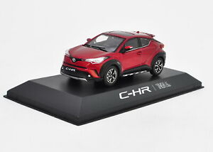 1-43-Toyota-CHR-C-HR-Red-Diecast-Car-model-Collection-Toy