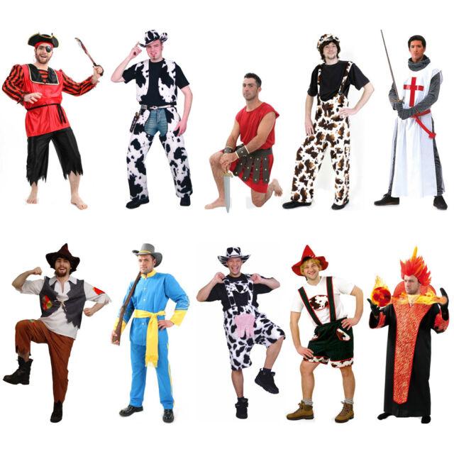 Herren Kostüm Fries Fasching Karnevalskostüm Mottoparty M L XL 2XL 3XL neu