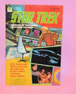 1979-STAR-TREK-Sticker-Book-UN-USED-Jeopardy-Jutterdon-by-Whitman-Trekkie