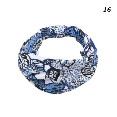 Yoga Hair Accessory Bandana Wide Hairband Stretch Head Wrap Elastic Headband