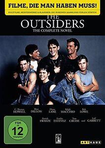THE-OUTSIDERS-Patrick-Swayze-Tom-Cruise-Matt-Dillon-NEU-OVP