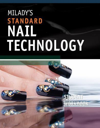Workbook for Milady's Standard Nail Technology, Milady, Acceptable Book