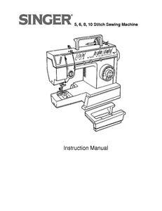 singer 4525 sewing machine