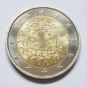 Pays-Bas 2015 Drapeau pièce de 2 euro commémorative neuve