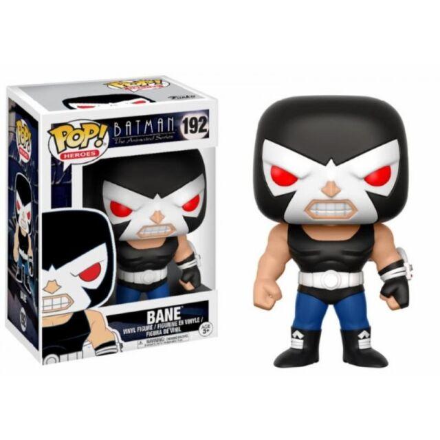 Funko Pop Bane Heroes 192 Batman The Animated Series New