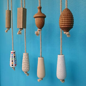Ceramic-Oak-Bathroom-Kitchen-Blind-Light-Pulls-Chain-With-Rope