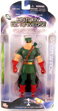 History DC Universe 1 Green Arrow Action Figure DC Direct Toys