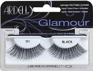 50c96e506c2 Image is loading Ardell-Fashion-Lashes-111-Eyelashes-Black-10-pack