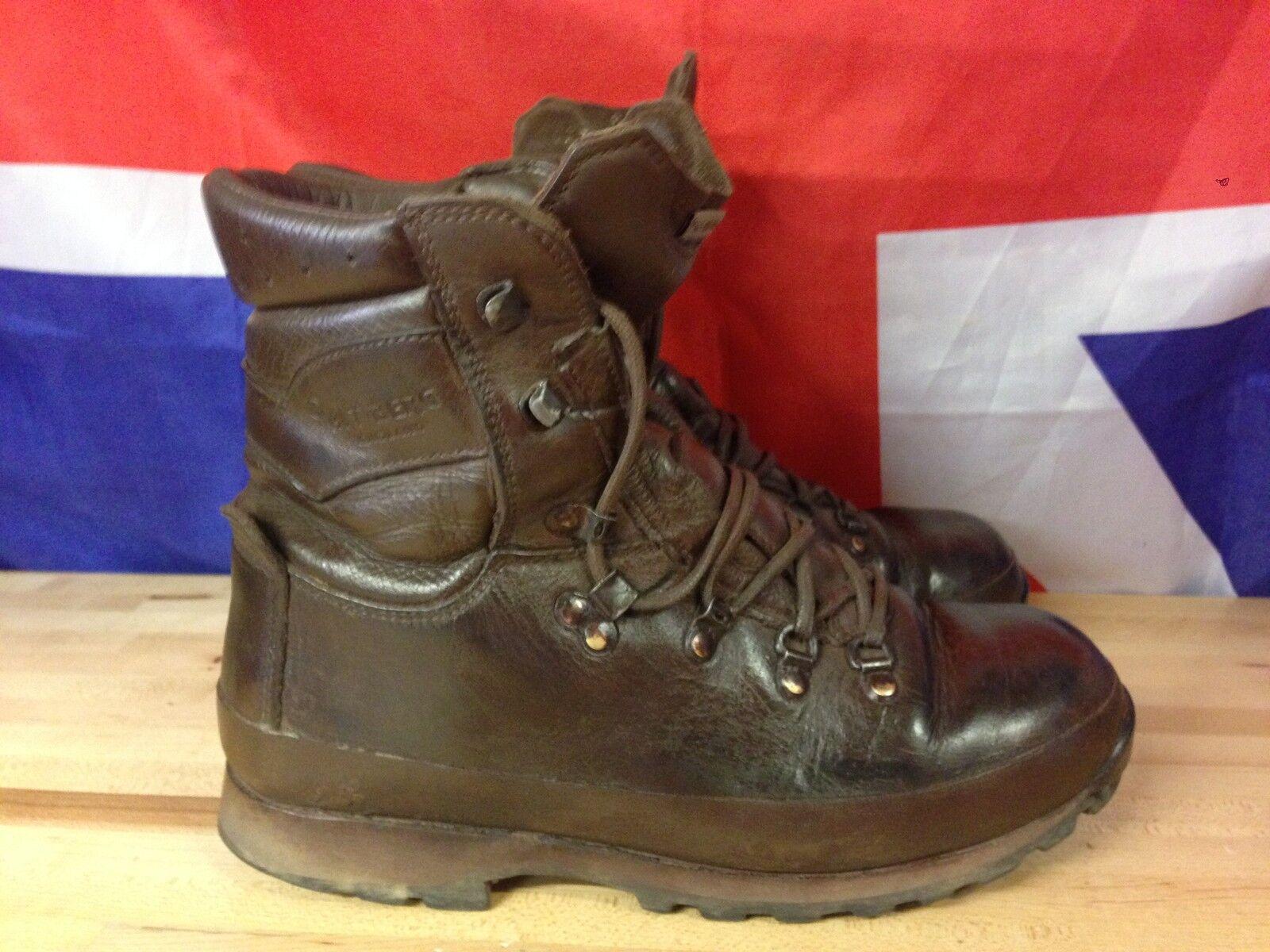 Genuine British Army Braun Alt-Berg Defender  Altberg Combat Stiefel Stiefel Stiefel Grade 1 91c0d8