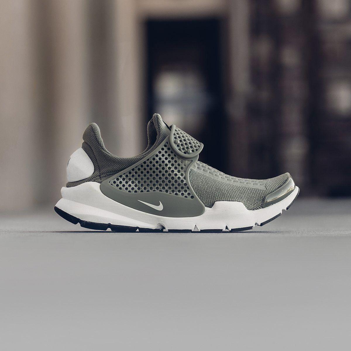 2018 WMNS Nike Sock Dart SE SZ Stucco 6 Dark Stucco SZ Taupe Gris 862412-005 33ad60