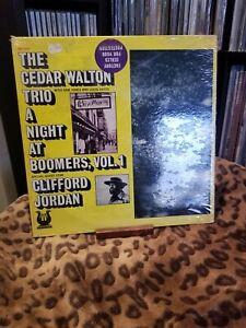 The-Cedar-Walton-Trio-A-Night-at-Boomers-with-Clifford-Jordan-vol-1-Ex-Ex