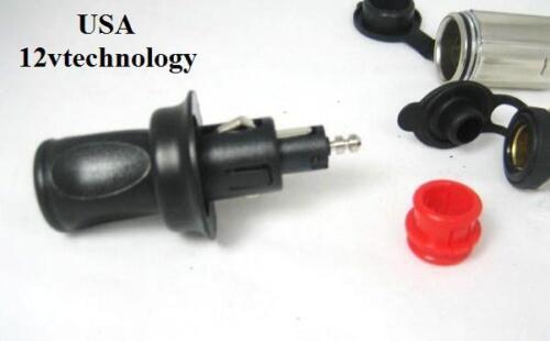 Motorcycle Powerlet For BMW Hella 12 Volt German Outlet Socket Plug European