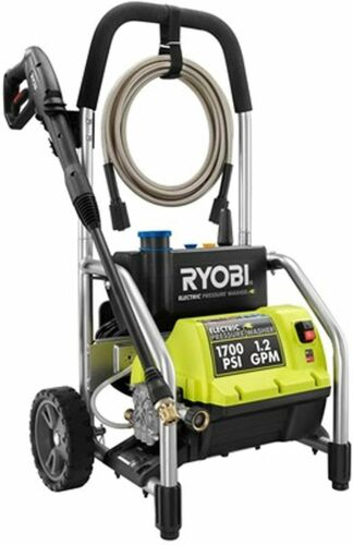 Factory Reconditioned Ryobi ZRRY14122 1.2 GPM 1,700 PSI Electric 1 Year Warranty