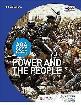 1 of 1 - AQA GCSE History: Power and the People by Alf Wilkinson (Paperback, 2016)