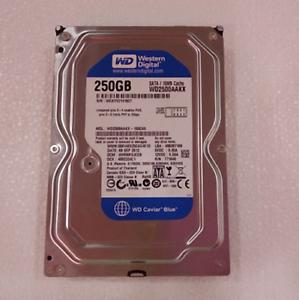 WD Blue Performance Desktop Hard Drive WD3200AAJS 320Gb 7200rpm desktop SATA