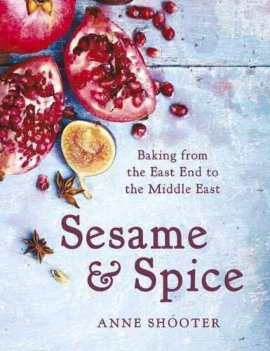 1 of 1 - Sesame & Spice: Baking from the East End to the Middle East, Very Good Condition