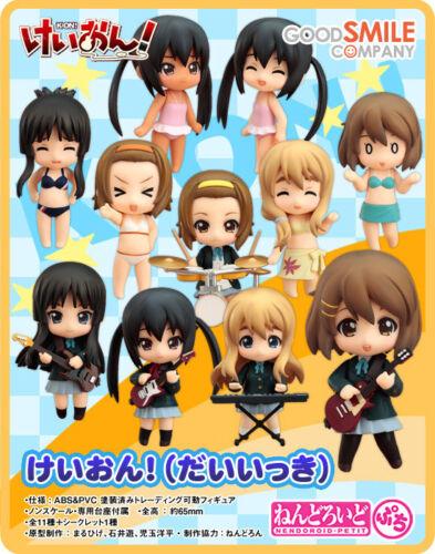 Nendoroid Petite Figure Selection Choose 1! WINTER SALE Authentic Rare K-ON