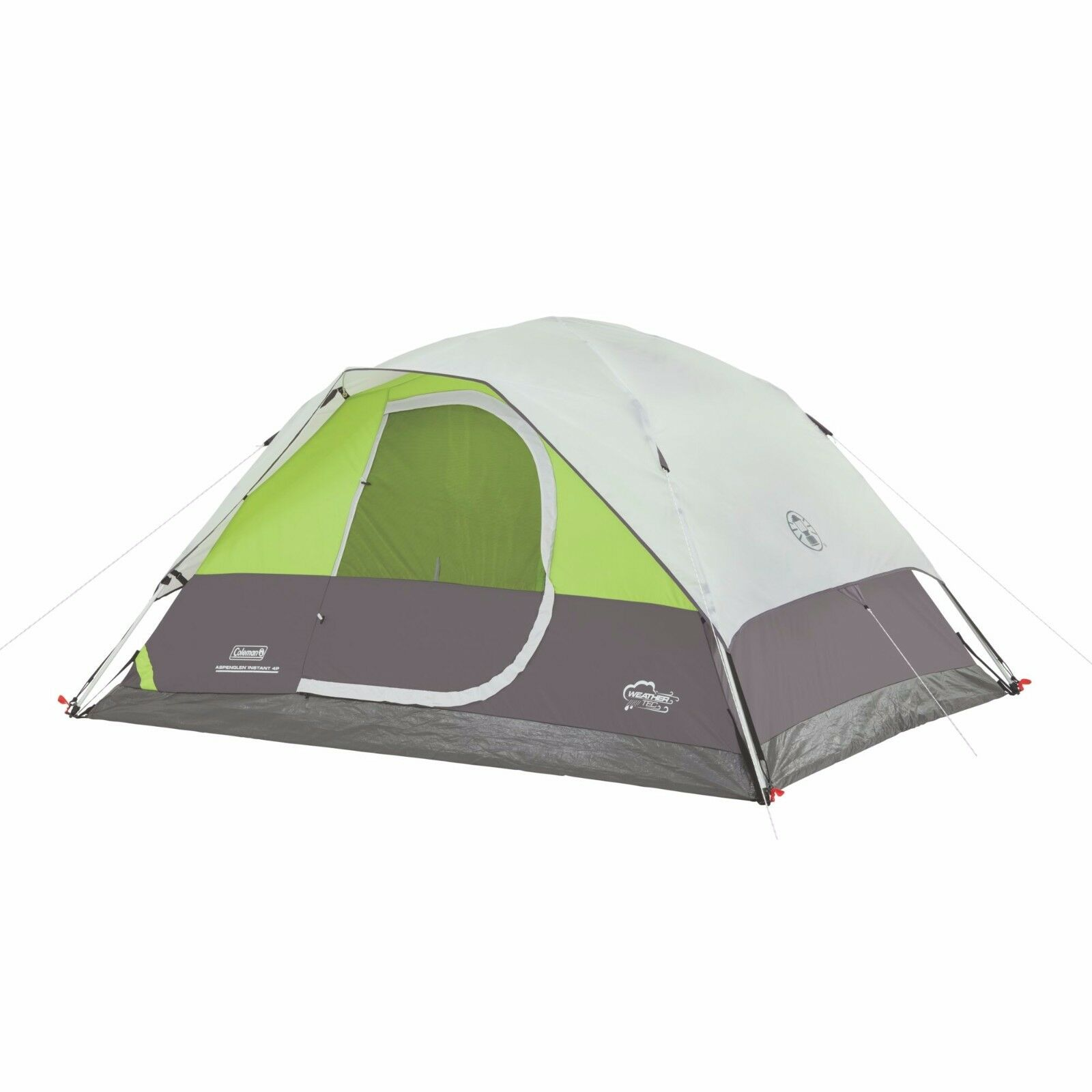 Coleman 2000018244 Aspenglen 4 Person Instant Tent