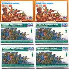 ESCI ERTL 1/72 scale World War Two German Infantry Bundle - 6 mint boxed sets