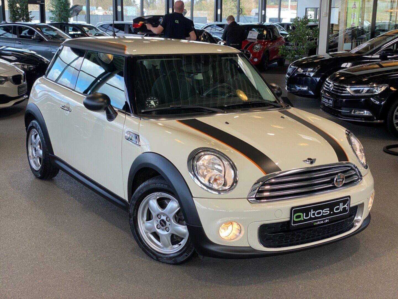 Mini One 1,6 D 90 3d - 99.000 kr.