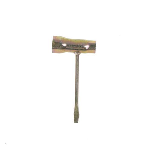 13mmx19mm Kettensäge Bar T-Schraubenschlüssel Werkzeug für Kettens TG
