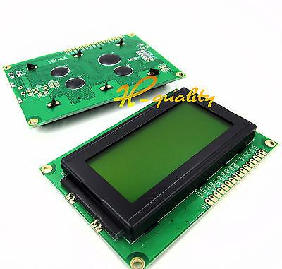 5PCS LCD1604 16x4 Character LCD Display Module LCM Yellow Blacklight 5V Arduino
