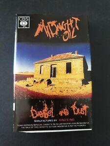MIDNIGHT-OIL-039-Diesel-amp-Dust-039-1987-Cassette-Tape-Album-NOT-ORIGINAL-CASSETTE