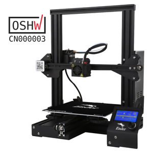 Used-Creality-Ender-3-3D-Printer-OSHW-Certified-220X220X250mm-DC-24V-15A