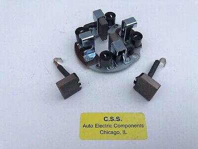 5016522AA 4746639 R4741012 Starter Brush Holder Assembly for Chrysler 4741012 Cummins 3604684NW 3921682,Denso 228000-2290,228000-2291,228000-2292,228080-2290,228080-2291,228080-2292 3604684RX