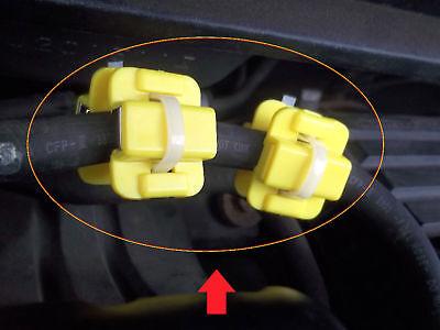 2 Paia Vera Magnetico Carburante Saver Tutte Le Auto Tipo Mini Honda Ford Benz Toyota-mostra Il Titolo Originale
