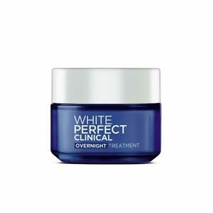 Overnight-Cream-White-Perfect-From-L-039-Oreal-Paris-50-ml-Free-Shipping