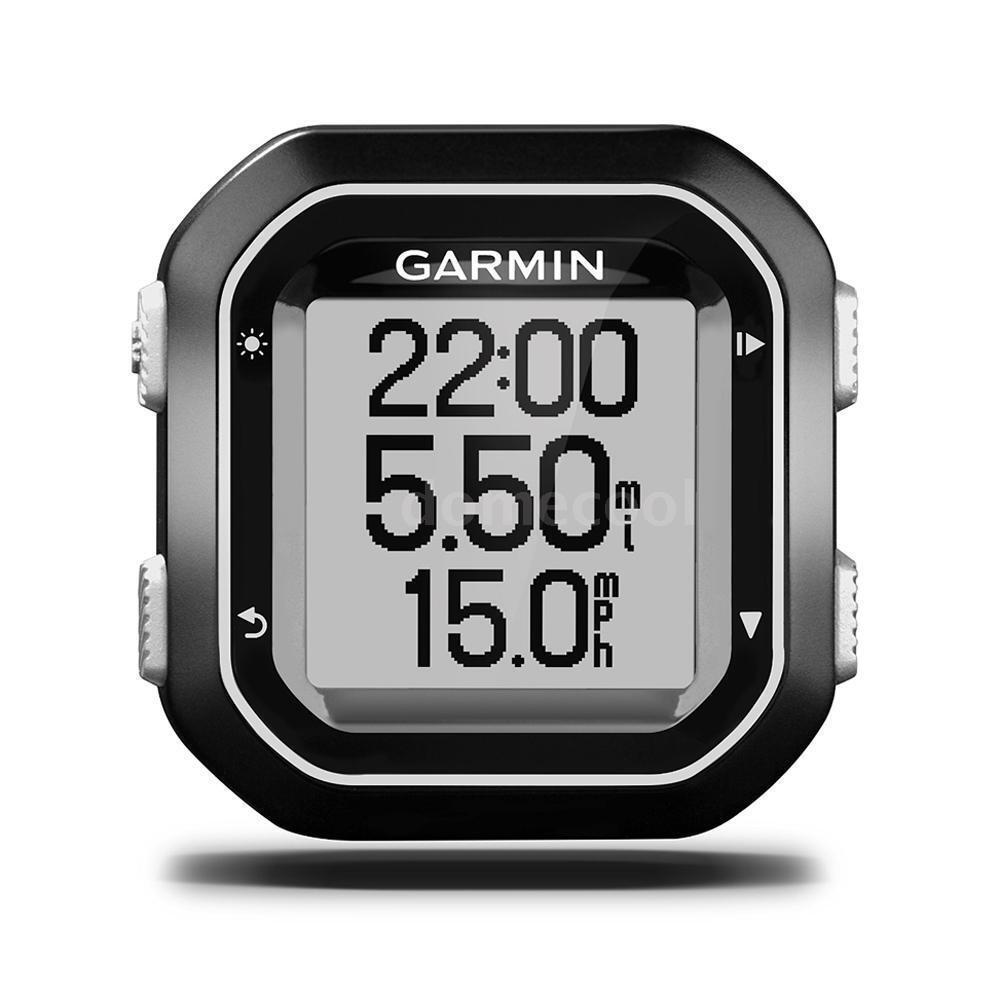 Brand New Garmin Edge 25 Cycling Bike Computer GPS Cadence Speed Sensor Ant+