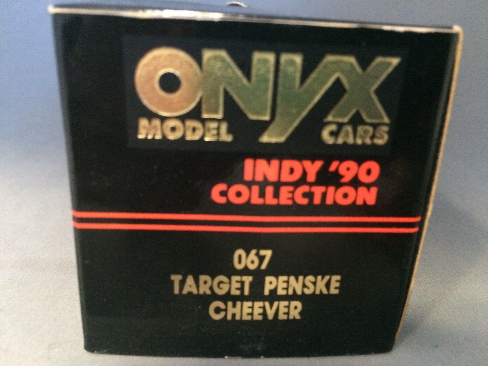1 43 Onyx Indy 90 Collection Target Penske Eddie Eddie Eddie Cheever aa656b