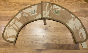 Mint Unissued Full Collar Cover For Osprey Mk2 & 3 Body Armour In Desert DPM MoD