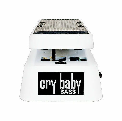dunlop cry baby bass wah guitar effect pedal for sale online ebay. Black Bedroom Furniture Sets. Home Design Ideas