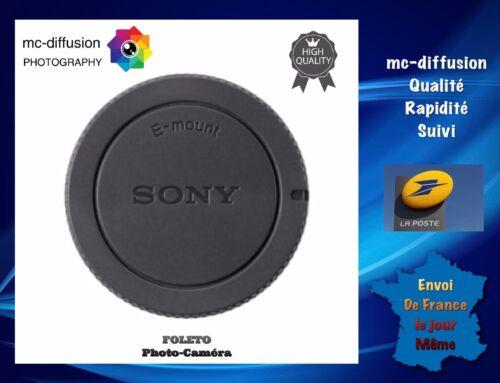 Bouchon Pour Boitier Sony Séries E Gamme NEX et ILCE Logo Sony