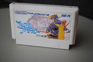 Jeu-FINAL-FANTASY-pour-Nintendo-NES-FAMICOM-SQF-FF-version-Jap