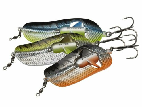 DAM Effzett Rattlin Spoon 8cm 40g Spoon Lure Predators COLORS NEW 2020