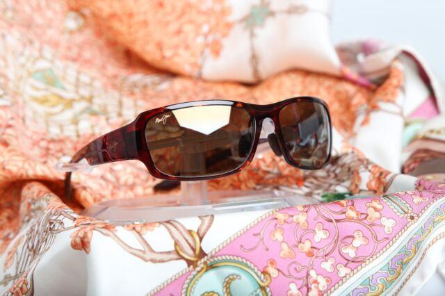 9eac8a5c73 Maui Jim Monkeypod Polarized H441-10 Sunglasses Tortoise Frame Hcl Bronze  Lens