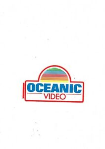 Autocollant-Sticker-Vintage-OCEANIC-VIDEO-TOP