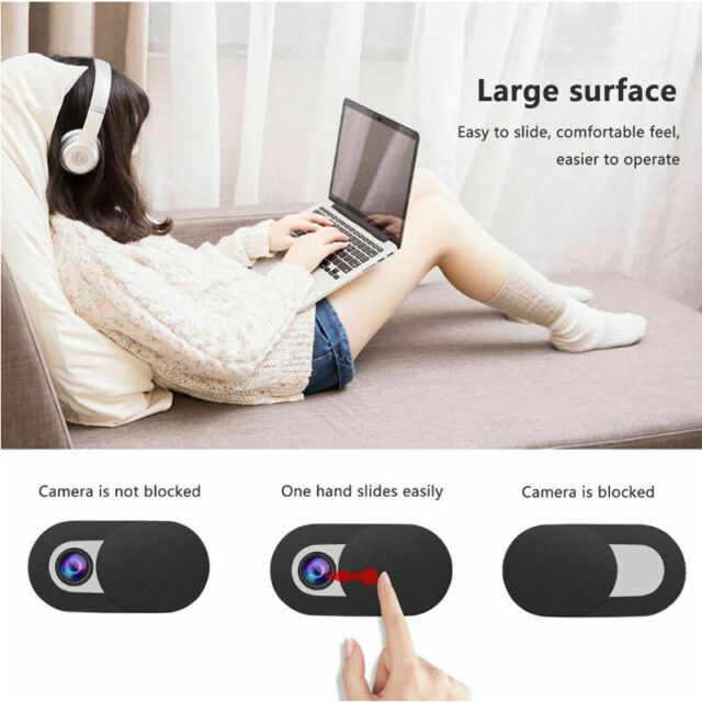 Webcam Cover Universal Phone Laptop Camera Cover Cache Slider Magnet Web Cam