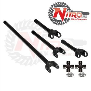 Details about Ford Bronco F-150 Dana 44 Nitro 4340 Chromoly Front Axle Kit  AXN24134