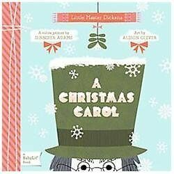A Christmas Carol: A BabyLit® Colors Primer, Adams, Jennifer, Acceptable Book