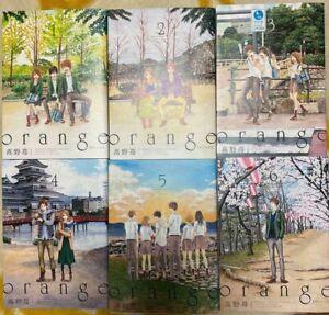 Orange-Vol-1-6-Complete-set-Comics-Manga