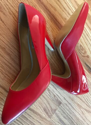 Rouge Pumps Classic Femme Rowley Chaussures Talons Aspen En Cuir Cynthia xwXqWAz