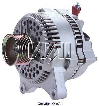 NEW ALTERNATOR 97-01 EXPEDITION F150 E150 ECONOLINE//130 AMP//8-GROOVE PULLE 7791
