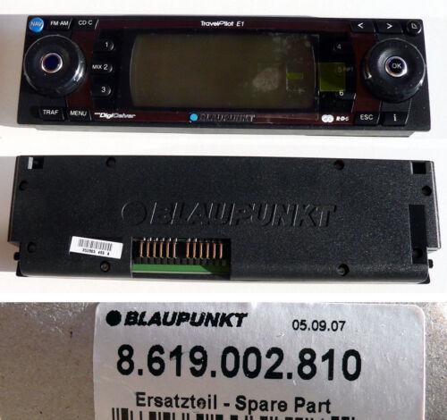Blaupunkt car radio travelpilot e1 mando de 8619002810-nuevo