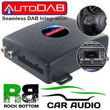 BMW Add On Digital DAB Radio Tuner Interface for OEM fitted Car Stereos DAB-BM1