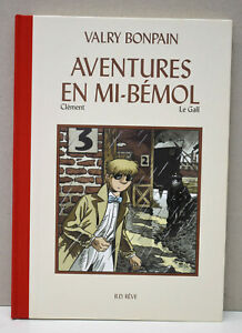 BD-REVE-Valry-Bonpain-Frank-Le-Gall-2003-1000-ex-N-amp-S-Neuf